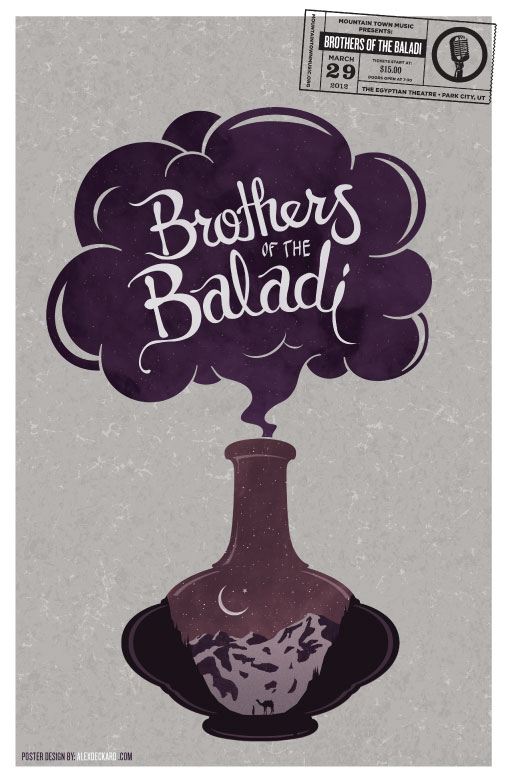 Brothers of the Baladi Poster