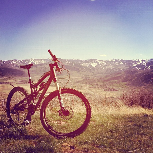 Nice little Sunday. #mtb