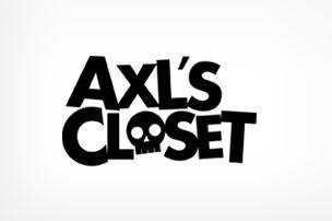 Axl's Closet Logo