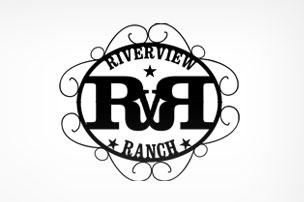 Riverview Ranch Park City Logo
