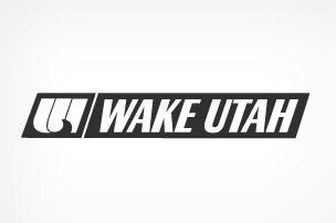 Wake Utah Logo