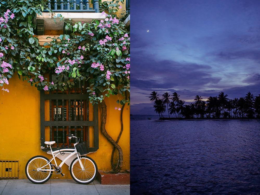 Cartagena to San Blas