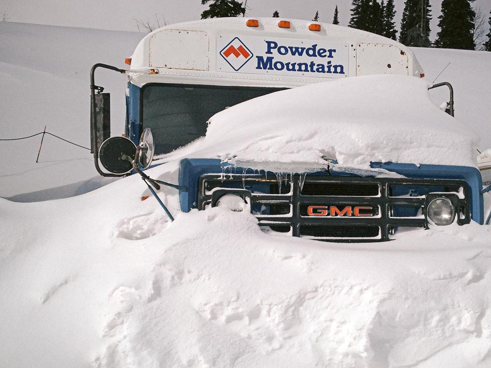 Powder Mountain Powder Country Bus