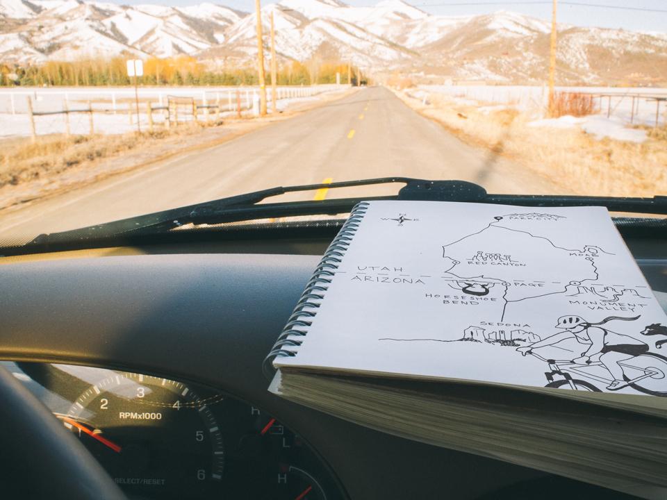 Adventure Sketch