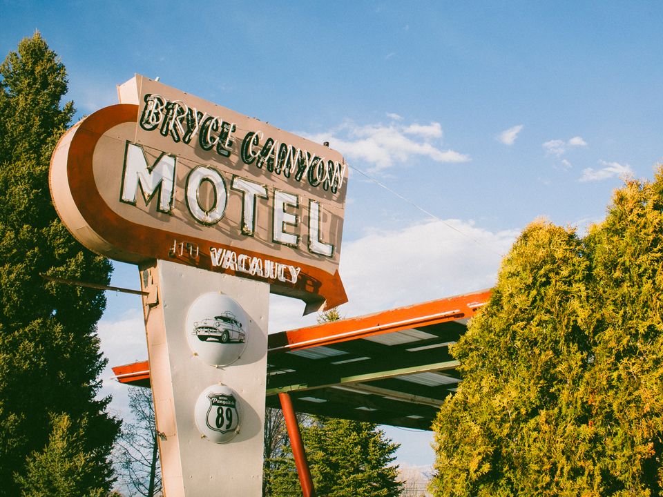 Bryce Canyon Motel
