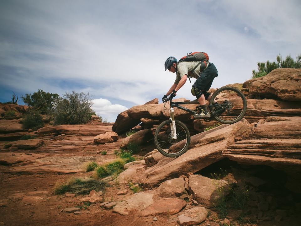 Porcupine Rim Trail - Moab, Utah