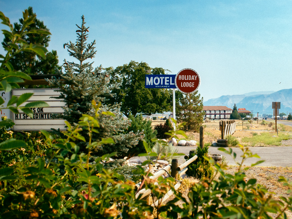 Holiday Motel - Challis, Idaho