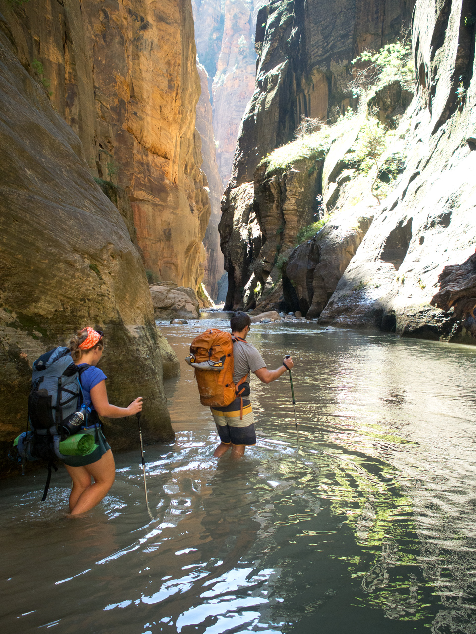Zion Narrows : Utah Hike