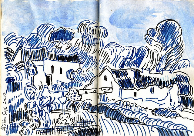 Roger Evert Sketchbook