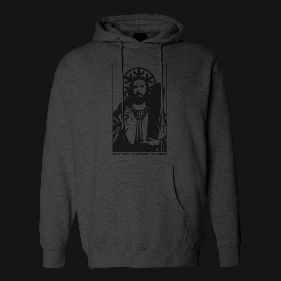 Powder Day Saint Hoodie