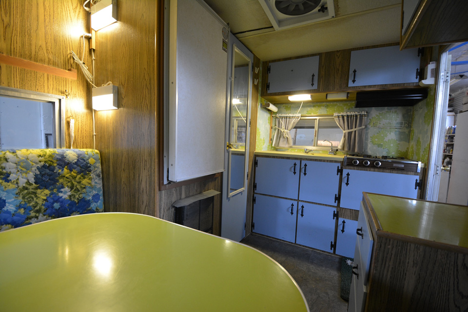 Bell Mfg Canned Ham Adventure Camper