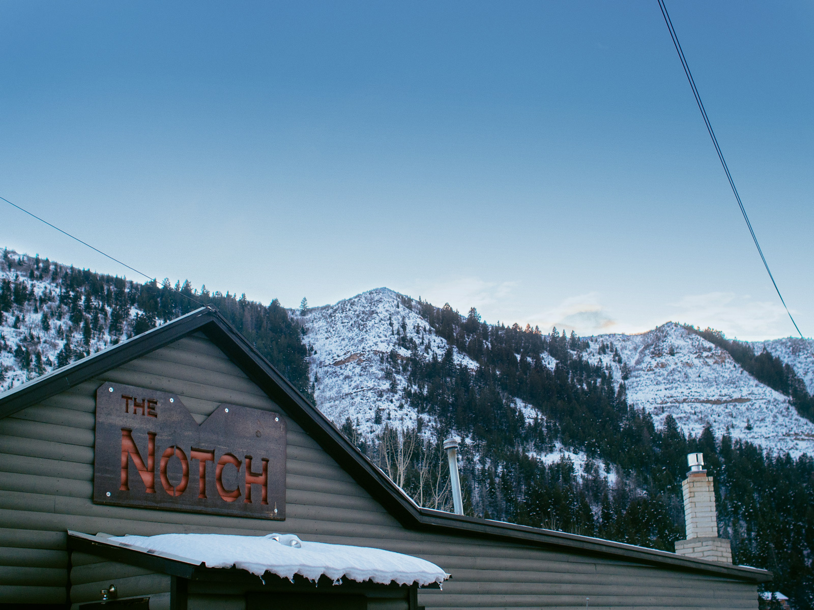 The Notch Bar & Grill - Uintas