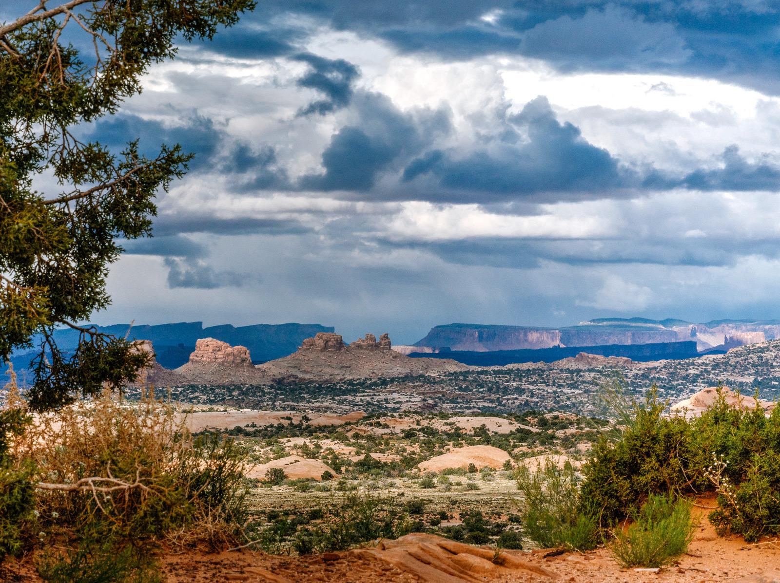 Big Mesa - Mesa, Utah