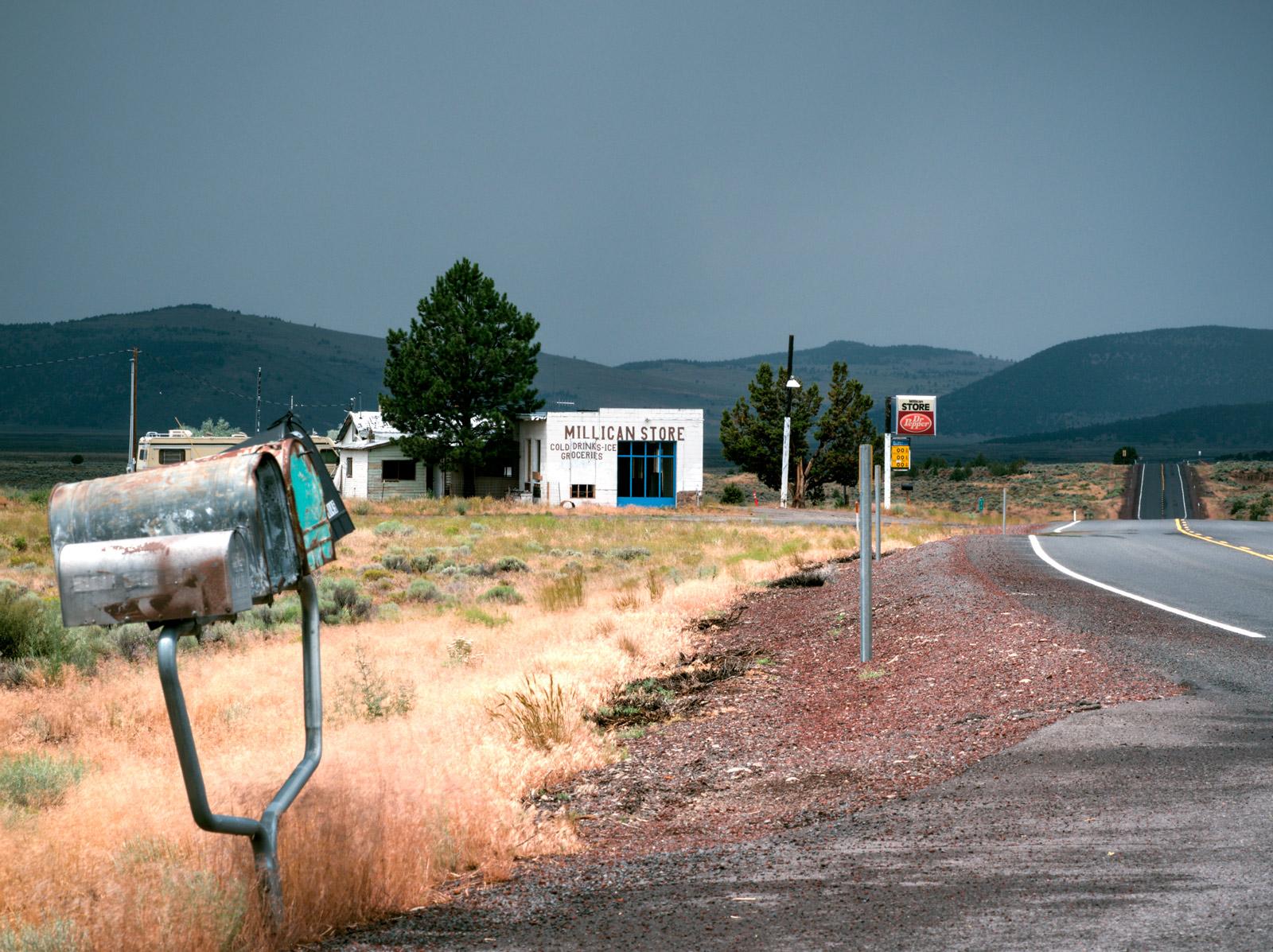 Somewhere, Oregon
