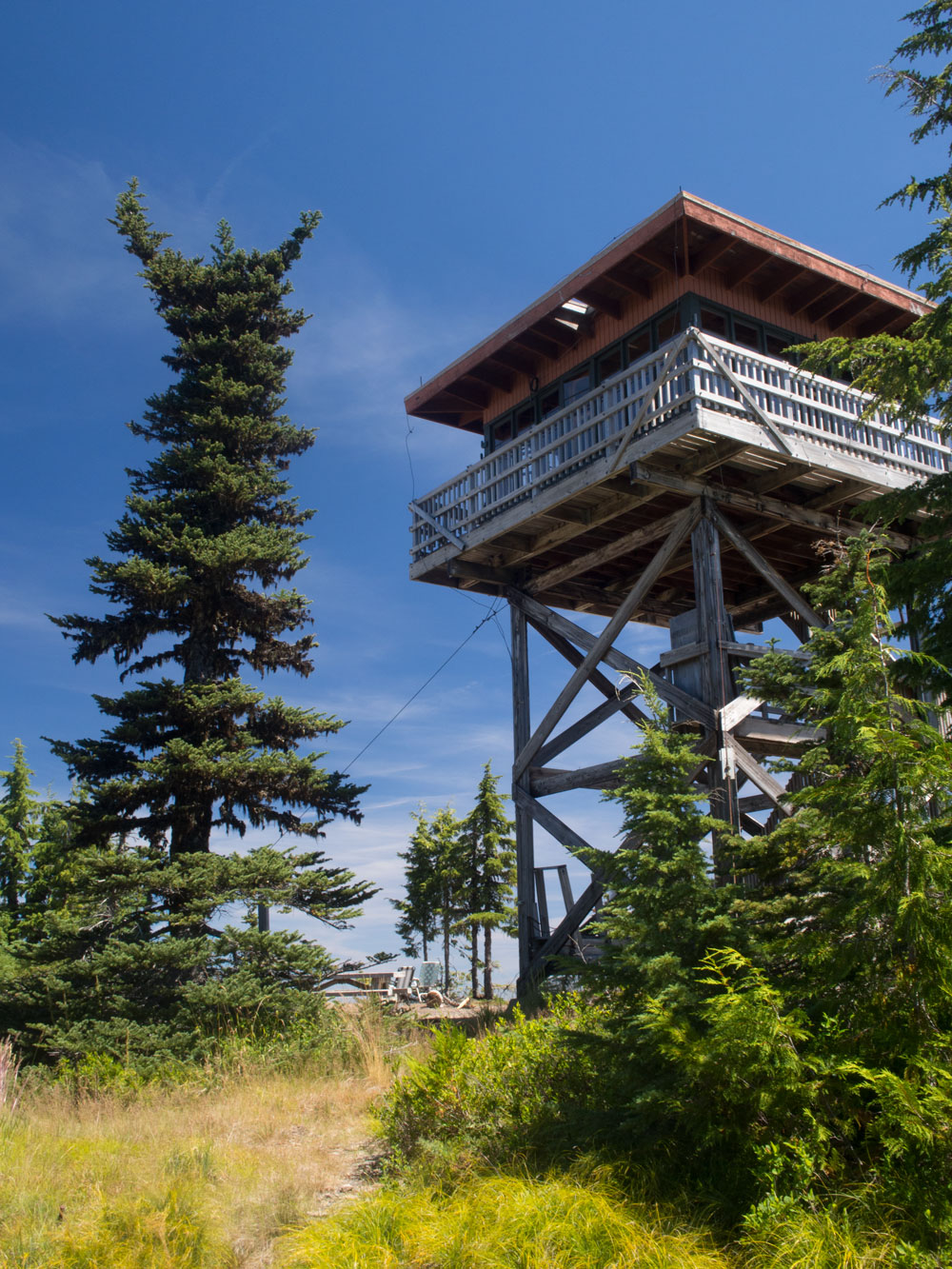 Indian Ridge Fire Tower