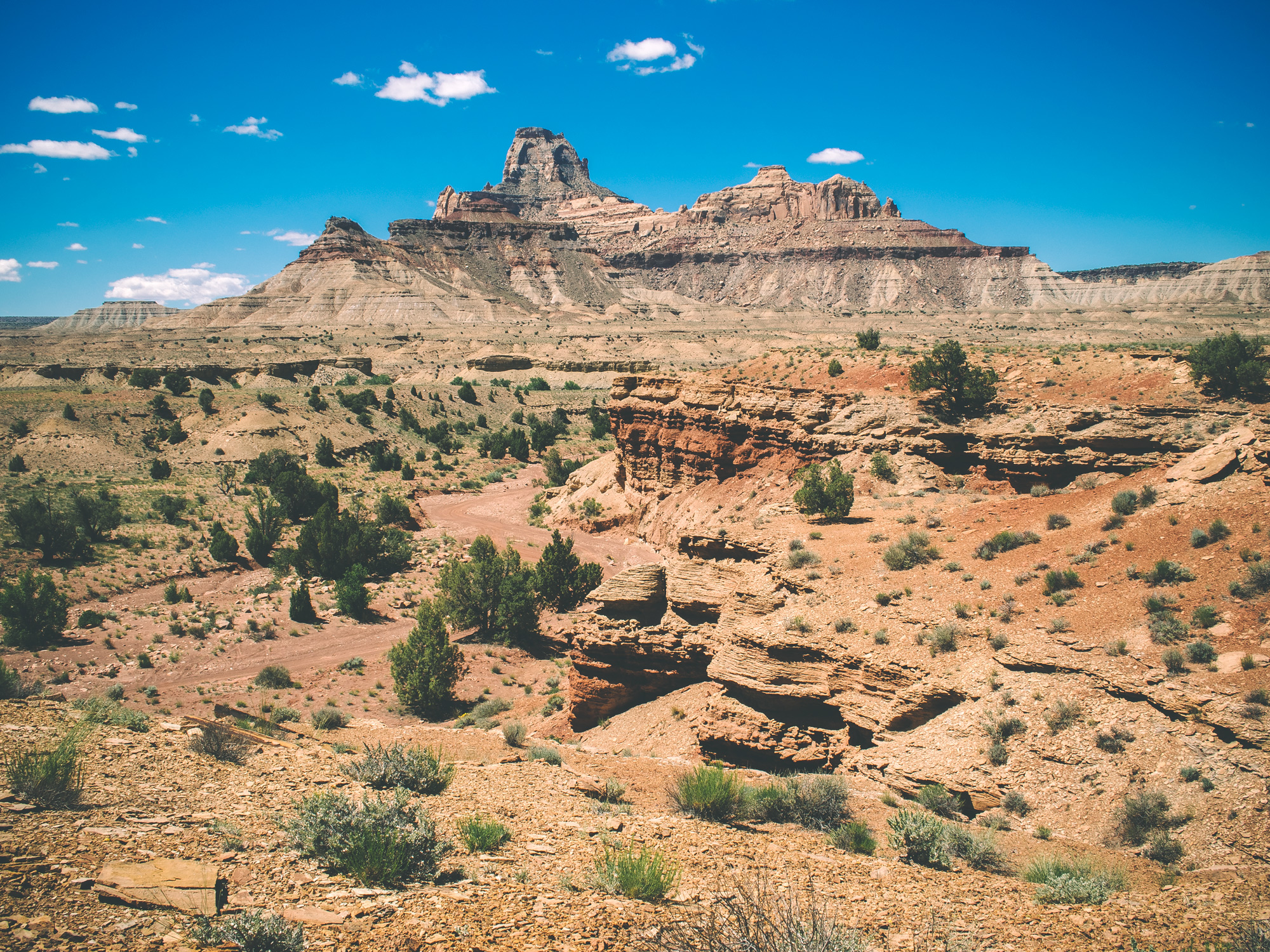 Little Grand Canyon - San Rafael Swell